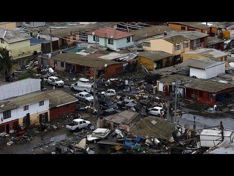 Χιλή: Μετασεισμός 6,5 Ρίχτερ