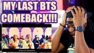 Video BTS (방탄소년단) 'IDOL' Official MV | MY SECOND AND LAST COMEBACK ☠️💀☠️| REACTION!!! MP3, 3GP, MP4, WEBM, AVI, FLV Juli 2019
