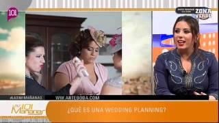 Que es una wedding planner