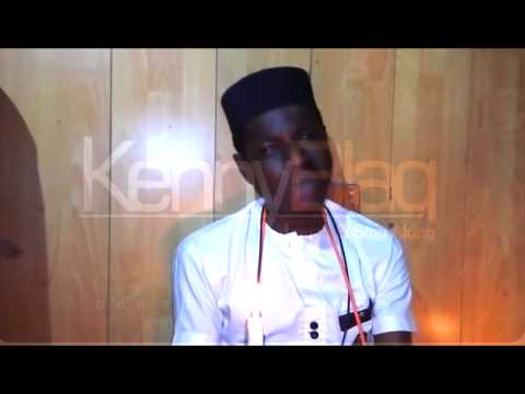 Kenny Blaq - Gift By Iyanya Feat Don Jazzy (Cover) (Nigerian Comedy)