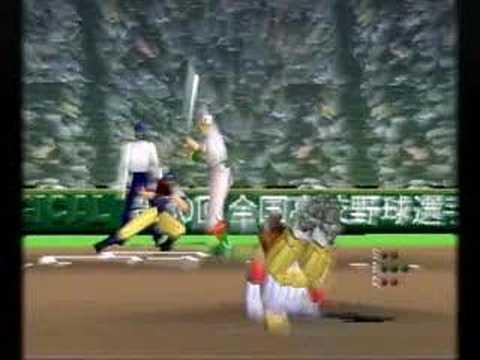 史上最智障的棒球遊戲!