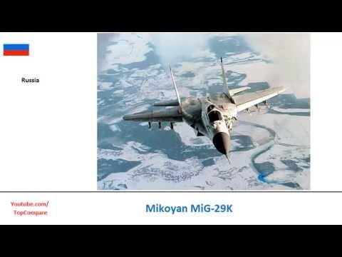 Mikoyan MiG-29K & Shenyang J-15,...