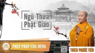 Ngũ Thừa Phật Giáo - Thầy Thích Phước Tiến 2017