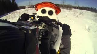 3. Ski-Doo Freestyle freeride session