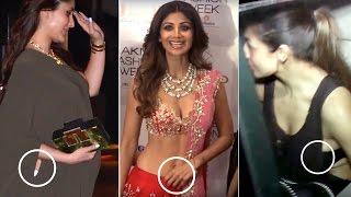Video Bollywood Star Wives OOPS MOMENT   Kareena Kapoor Khan, Shilpa Shetty & MORE MP3, 3GP, MP4, WEBM, AVI, FLV Juli 2018