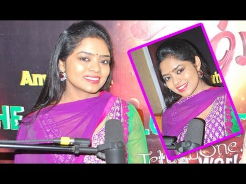 TORI Live Show with Young Playback Singer Ranina Reddy