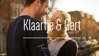 Sesión de pareja con Klaartje & Gert , Haarlem