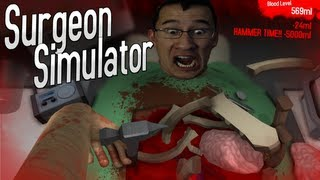 Surgeon Simulator videosu