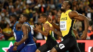 8. Usain Bolt beaten in final 100m race