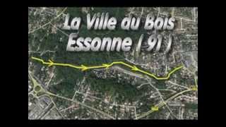 La Ville-du-Bois France  city images : Titi91 Spot mountainboard la Ville du Bois Essonne France niveau débutant