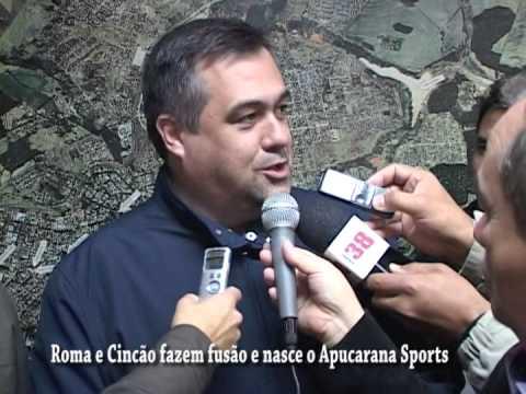 Prefeito De Apucarana Beto Preto Fala Do Novo Time Apucarana Sports