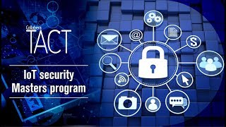 Internet of Things (IoT) security Masters program