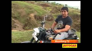 2. Royal Enfield Bullet 500  2013 with carbureted engine Comprehensive Review