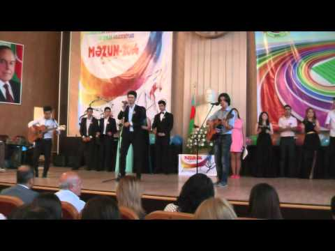 Orxan Kerimli, Fuad Veliyev, Shahin Alizade - Gun geler