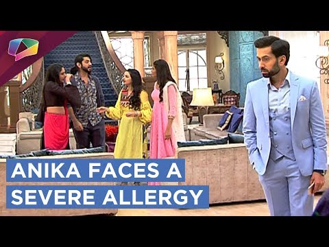 Anika Faces A Severe Allergy Keeps Sneezing | Ishq