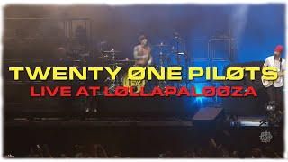 Video twenty one pilots: Lollapalooza Chicago 2019 (FULL CONCERT) MP3, 3GP, MP4, WEBM, AVI, FLV Agustus 2019