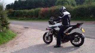 6. Review of a 2010 Ducati Multistrada 1200