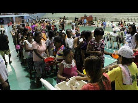 Συναγερμός για τον σούπερ τυφώνα Μανγκούτ