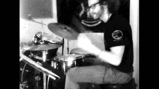 "Fiona Apple ""CRIMINAL"" Drum Cover (Matt Chamberlain Transcription) by David Claire"