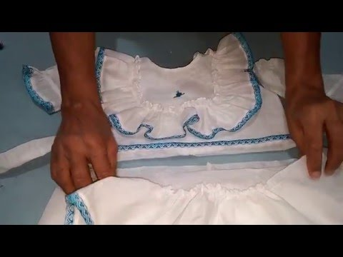Video Frock with Frills Cutting and stitching download in MP3, 3GP, MP4, WEBM, AVI, FLV January 2017