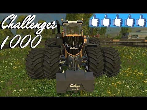 Challenger 1000 v1.0
