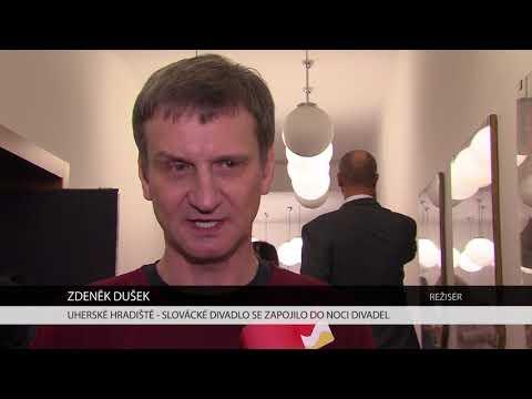 TVS: Deník TVS 21. 11. 2017