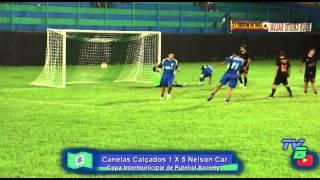 5ª Rodada [ Canelas Calçados X Nelson Car] Gols da Rodada 25/03/2014 1ª Copa Intermunicipal de Futebol Society de Presidente Bernardes SP Troféu: