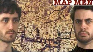 Map Men: Mappa Mundi - The Worst World Map?