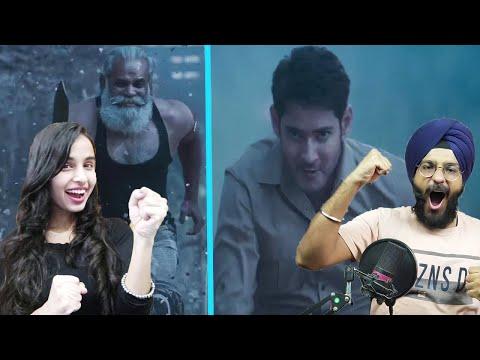 Sarileru Neekevvaru Forest Fight Scene Reaction   Superstar Mahesh Babu видео