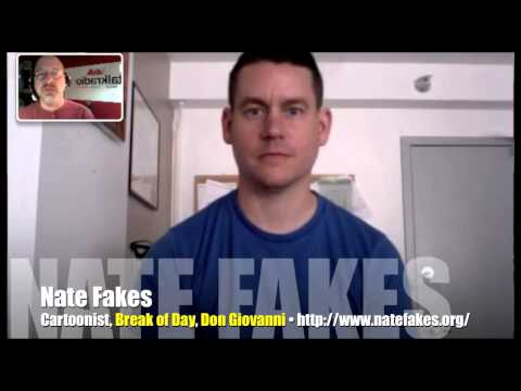 Andelman - Nate Fakes is the creator of