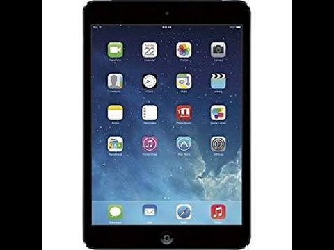Apple iPad Mini MF432LL/A (16GB Wi-Fi Space Gray )