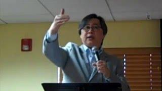 16年3月20日 主日礼拝 困難に勝利する力 / 환란에 승리하는 능력