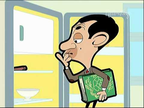Mr bean and Teddy Cartoon Dessins animés