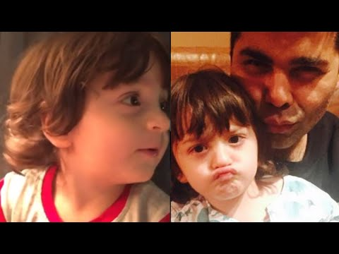 All AbRam Cute Moments Complilation | Birthday Vid