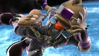 Aerodynamics – A Super Smash Bros. Wii U Fox Montage