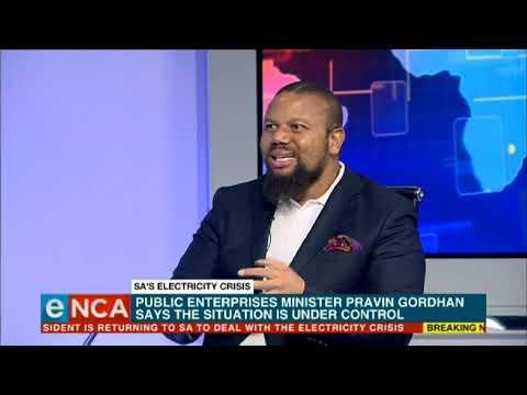 Energy analyst Adil Nchabeleng  weighs in on Eskom saga