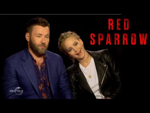 Joel Edgerton Calls Jennifer Lawrence the Best He's Ever Seen Without Clothes (видео)