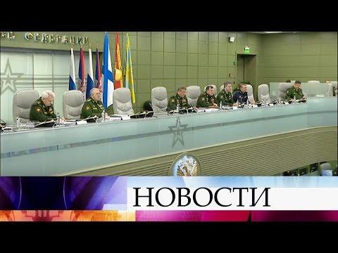 Россия оставляет за собой право на ответ в случае удара США в Сирии. - DomaVideo.Ru
