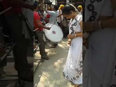 Indian hijira Dance part 1