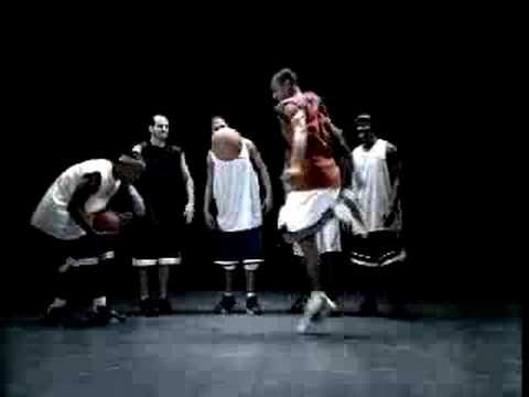 Nike Freestyle 423 Commercial Basketball Ad