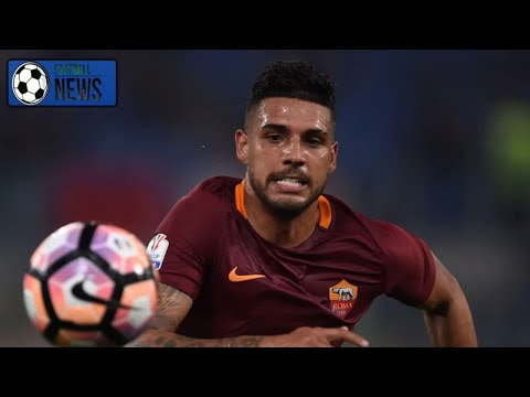FootBall News - European Paper Talk: Liverpool Want Roma's Emerson Palmieri