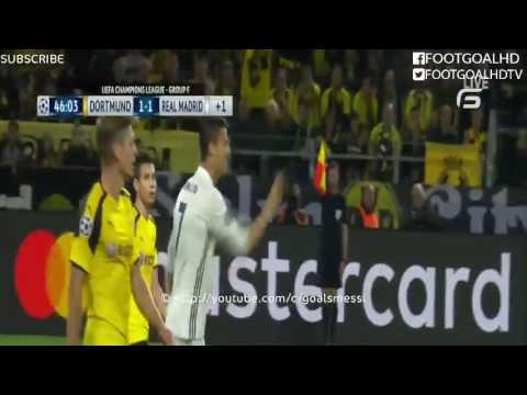All Goals & Extended Highlights ~B Dortmund 2 - 2 Real Madrid ~ 27 09 2016 Champions League