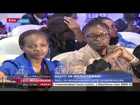 Leo Mashinani 3 Mei 2016 - Siku ya Wanahabari kote ulimwenguni