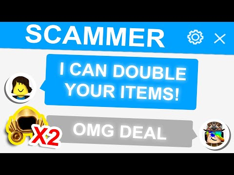 EXPOSING ROBLOX's WORST SCAMMER!!  *HE SCAMMED ME!* - Linkmon99 ROBLOX