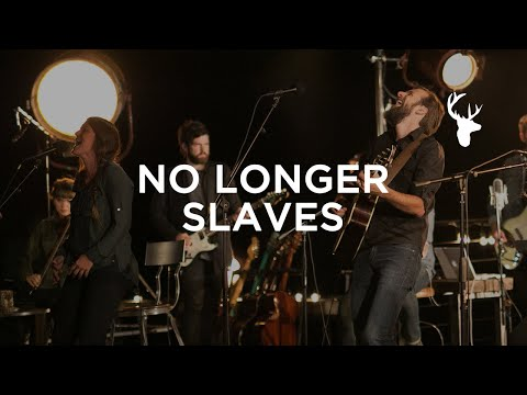 image for Church Drummer Challenge - No Longer Slaves