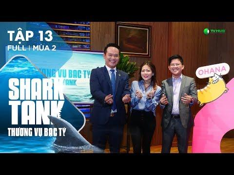 Shark Tank Việt Nam Tập 13 Full | Mối Nhân Duyên Giữa Startup Có Tâm Và Nhà Đầu Tư Có Tầm | Mùa 2 - Thời lượng: 48:45.