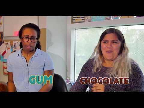 Chocolategum