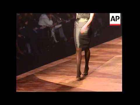 New Maserati Quattroporte Launch in London | FashionTV видео