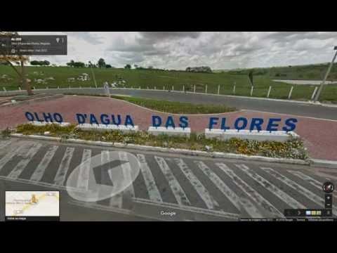 Conhecendo o Brasil, Olho d'Água das Flores, Alagoas.