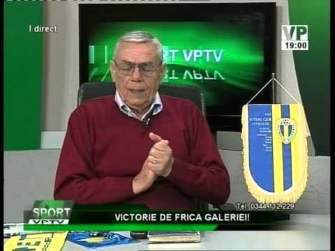 Emisiunea Sport VPTV – Silviu Crângaşu, Gabriel Călin și Valeriu Aristan – 29 septembrie 2014